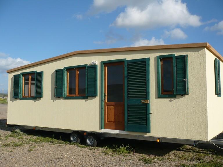Pianali omologati per case mobili spoleto rimorchi - Case in legno mobili ...